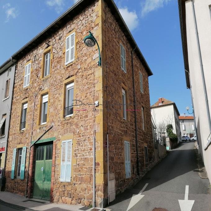 Offres de vente Maison Montagny (42840)