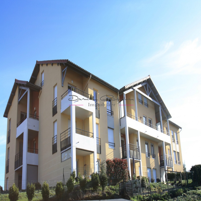 Offres de vente Appartement Amplepuis (69550)