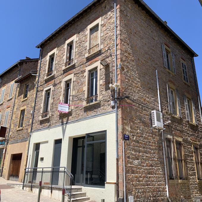 Offres de vente Immeuble Bourg-de-Thizy (69240)